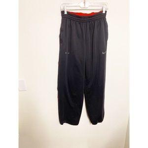 Nike Therma Fit Lebron James Black Sweat Pants
